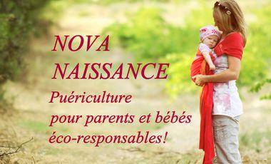 Visuel du projet NOVA NAISSANCE - Puériculture éco-responsable