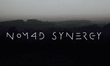 "Visueel van project New album of NOMAD SYNERGY ""No man's land"""
