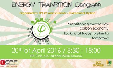 Visuel du projet Congrès Transition Energétique EPF