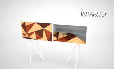 Project visual Intarsio