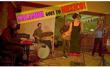 Visuel du projet Malamor goes to Mexico!