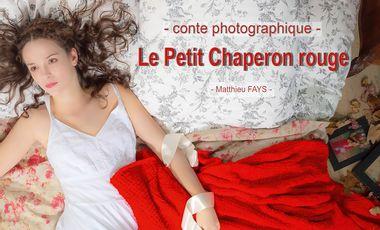 Project visual Le Petit Chaperon rouge - Conte photographique