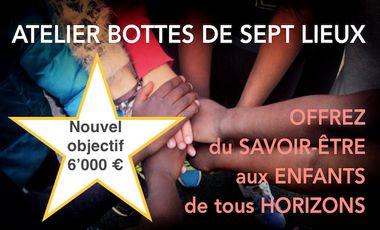 Visuel du projet Atelier Bottes de Sept Lieux  -  Savoir-Etre