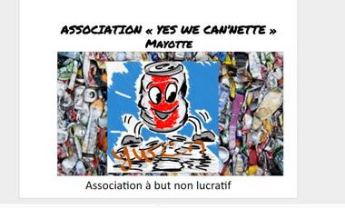 Visuel du projet Mayotte plus propre - par et pour ses habitants !!!