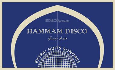 Visuel du projet Extra! Hammam Disco