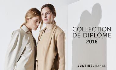 Visueel van project Collection diplôme -  Justine Chanal
