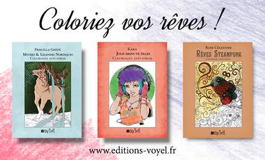 Visueel van project Livres de coloriage pour adultes