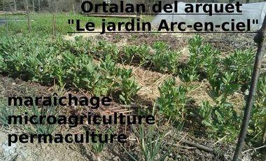 Visuel du projet Le jardin Arc-en-ciel