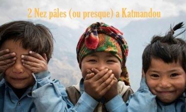 Visueel van project 2 Nez pâles (ou presque..) à Katmandou