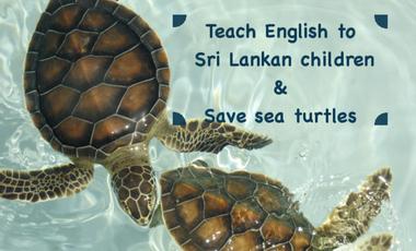 Project visual Projet solidaire au Sri Lanka pour l'après tsunami