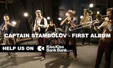 Project visual CAPTAIN STAMBOLOV - FIRST ALBUM