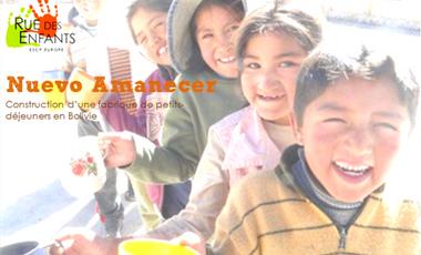 Visuel du projet Mission Nuevo Amanecer 2016