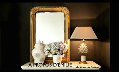 Project visual À propos d'Émilie