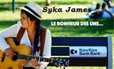 Visueel van project SYKA JAMES - PREMIER EP
