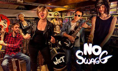 """Visuel du projet """"No Swagg"""" - 2e EP des W.E.T"""