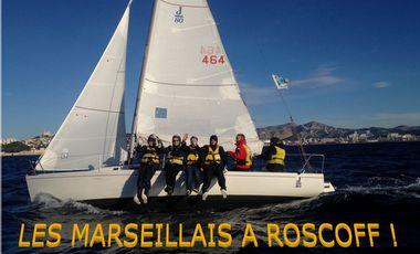 Project visual Les Marseillais à Roscoff !