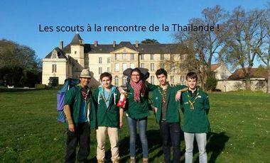 Visuel du projet Les scouts à la rencontre de la Thaïlande
