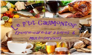 Project visual Le P'tit Caumontoir !