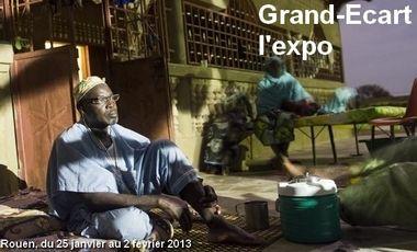 Visueel van project Grand-Ecart, l'expo