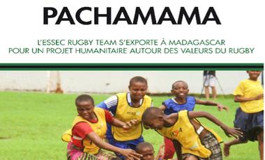Visueel van project Mission Pachamama 2016 : Promouvoir l'éducation par le rugby à Madagascar