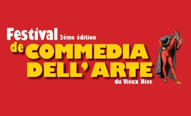 Visuel du projet Festival de Commedia dell'arte du Vieux-Nice