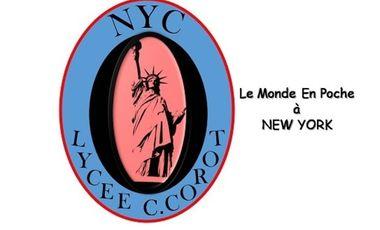 Visueel van project Le Monde En Poche à NEW YORK