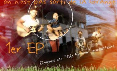 Project visual Produisez notre 1er EP