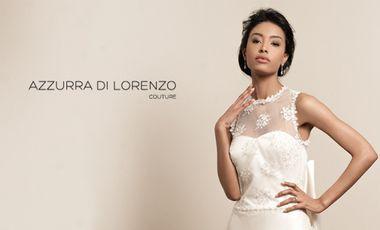 Visueel van project AZZURRA DI LORENZO Couture