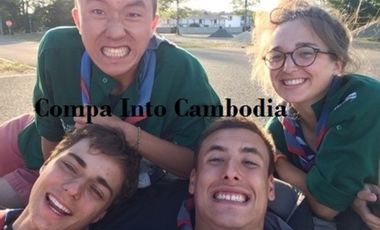 Project visual Compa Into Cambodia