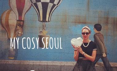Project visual My Cosy Seoul: comprendre le monde du travail en Corée du Sud, au Japon et à Taïwan