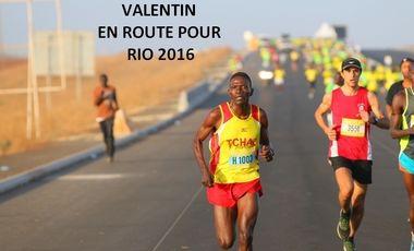 Visuel du projet Valentin à Rio 2016