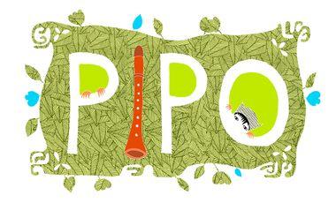 Visuel du projet PIPO, spectacle musical Jeune Public