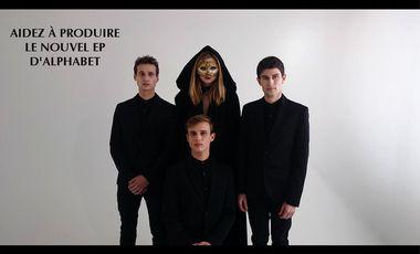 Visuel du projet Nouvel EP (CD + Vinyle) d'ALPHABET