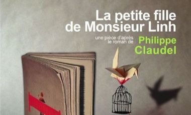 "Visueel van project Le spectacle ""La petite fille de Monsieur Linh"" en Avignon"
