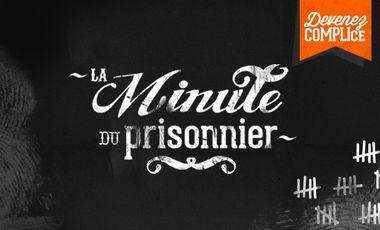 Project visual La Minute du Prisonnier