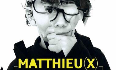 Visueel van project MATTHIEU(X) au ciné 13