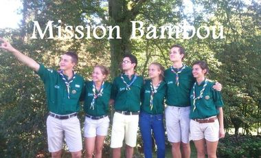 Project visual Mission Bambou