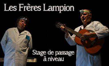 Project visual Les Frères Lampion