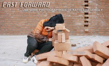 Project visual PAST FORWARD - Katherine Longly