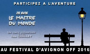 Visuel du projet Le maître du monde en Avignon