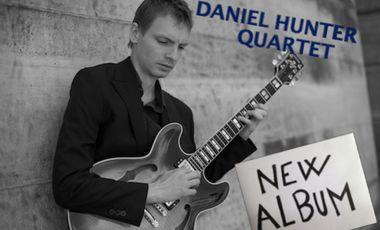 Project visual Daniel Hunter Quartet - New Album!