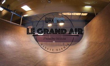 Project visual Le Grand Air