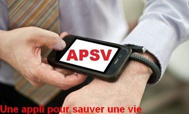Project visual Une appli pour sauver une vie