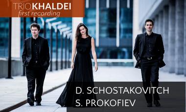 Visuel du projet CD Trio Khaldei