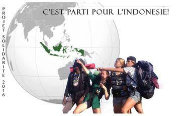 Visuel du projet C'est parti pour l'Indonésie