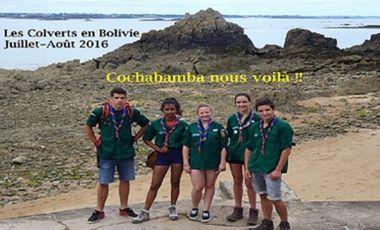 Visuel du projet Cochabamba nous voilà !