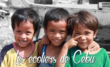 Visuel du projet Les écoliers de Cebu