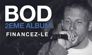 Project visual Bod - 2eme Album