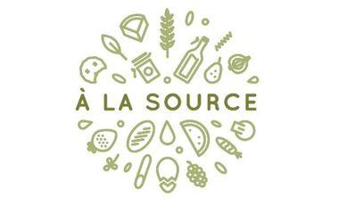 Project visual A la Source : la première épicerie locavore zéro déchet à Lyon
