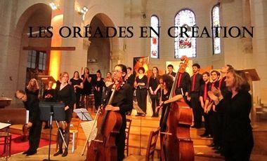 Project visual Les Oréades en Création
